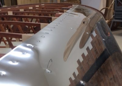 The flying table made by Historic Propellers