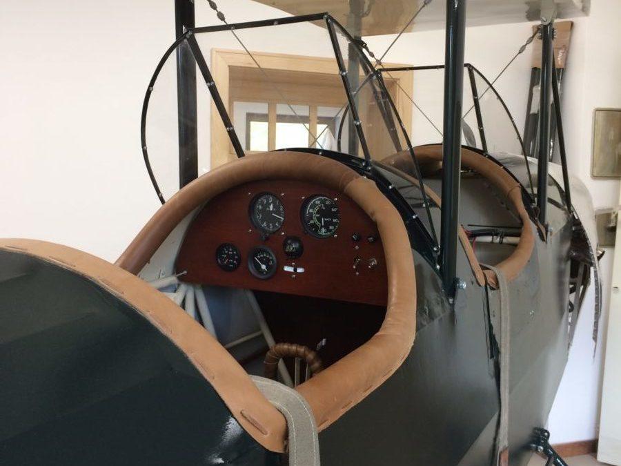 My first homebuild – Pietenpol Aircamper