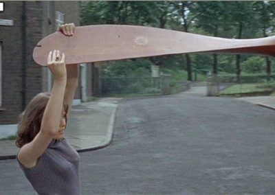 Prop blade from Chauviere propeller starring in the Blow-Up (1966)