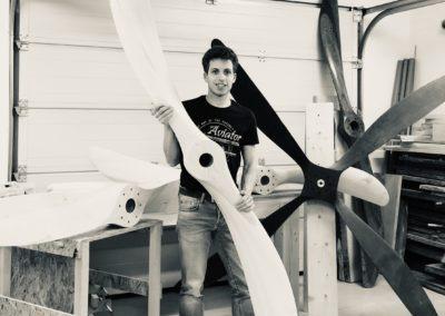 Vaclav Strzinek - Historic Propellers